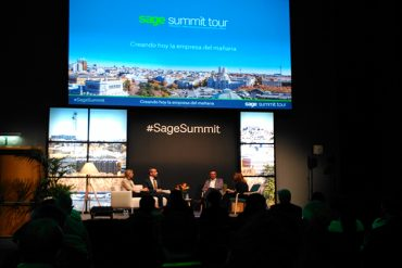 Mobity Olansa en Sage Summit